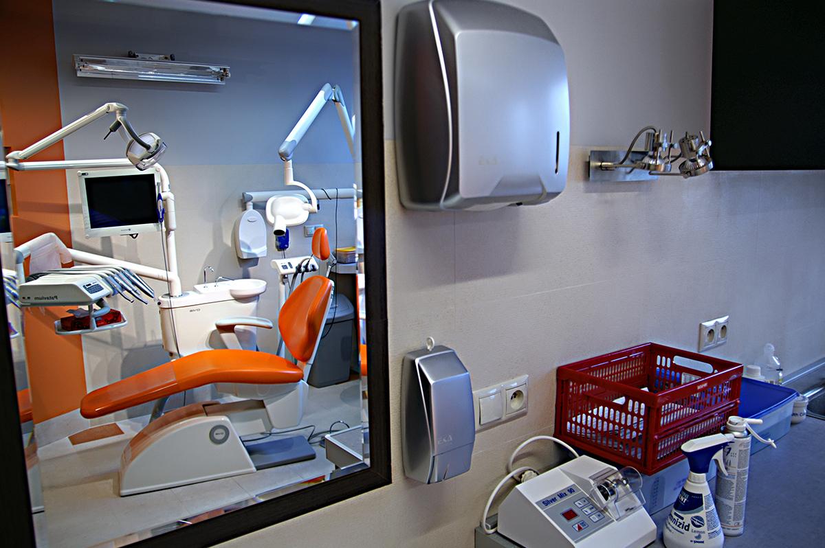 Gabinet stomatologiczny - miejsce gdzie wszystko się zaczyna